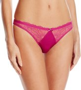 B.Tempt'd b.temptd Women's B. Gorgeous Thong Panty