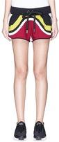 NO KA 'OI No Ka'Oi 'Hilo' colourblock track shorts