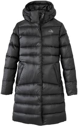 L.L. Bean L.L.Bean Women's Ultralight 850 Big Baffle Puffer Coat