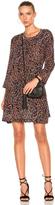 Raquel Allegra Long Sleeve Bell Dress