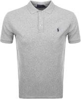 Ralph Lauren Short Sleeved Polo T Shirt Grey