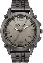 Kenneth Cole Reaction Men's Gunmetal Bracelet Watch 49mm 10030948