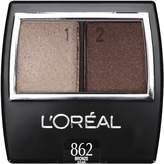 L'Oreal Studio Secrets Professional Eye Shadow Duos, 0.08 Ounce (Bronze Star)