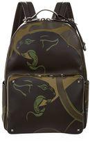 Valentino Garavani Panther Backpack