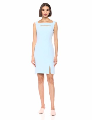 Laundry by Shelli Segal Women's Cut Out Cocktail Dress