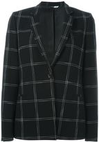Paul Smith checked print blazer