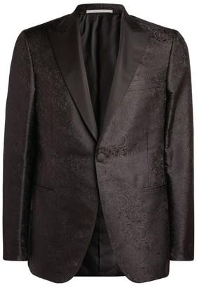 Pal Zileri Silk Evening Jacket