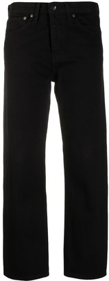 Rag & Bone Maya high-rise straight jeans