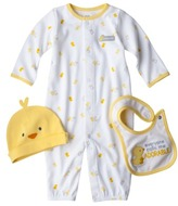 Carter's JUST ONE YOU® Made by Newborn 3 Piece Set - Yellow