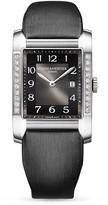 Baume & Mercier Hampton 10022 Watch with Diamonds, 40mm