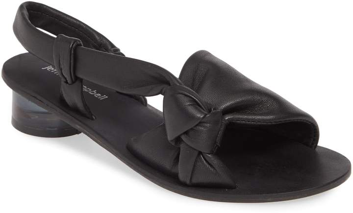 Jeffrey Campbell Asher Asymmetrical Slingback Sandal