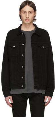 Frame Black Denim LHomme Jacket