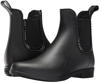 Jack Rogers Sallie (Black) Women's Pull-on Boots
