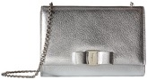 Salvatore Ferragamo Mini Vara Flap Bag Cross Body Handbags