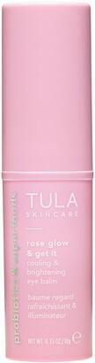 Tula Rose Glow & Get It Cooling & Brightening Eye Balm