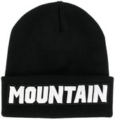 DSQUARED2 Mountain hat - men - Wool - One Size