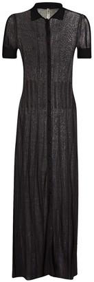 Devon Windsor Eliza Mesh Cover-Up Dress