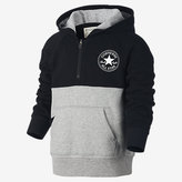 Nike Converse 1/4-Zip Pullover Big Kids' (Boys') Hoodie (XS-XL)