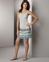 Zigzag Mini Skirt