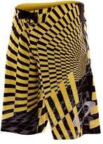Oakley Men's Blade Boardshort, Black/Yellow