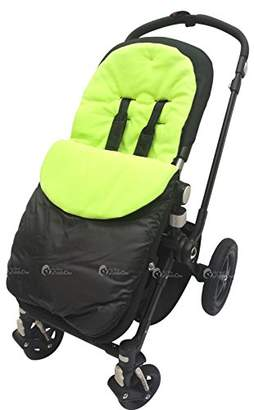 Bugaboo Footmuff/Cosy Toes Compatible with Bee Cameleon Donkey Buffalo Lime