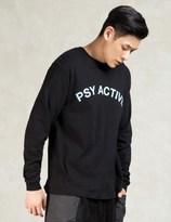PAM Black Psy-activity L/s T-shirt