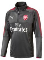 Puma Arsenal Quarter-Zip with Sponsor Training Top