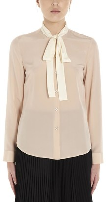 RED Valentino Pussy Bow Blouse