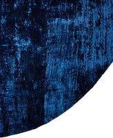 Divine Designs Sapphire Velvet Table Skirt