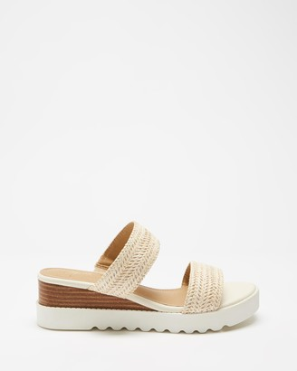 Spurr Caleb Comfort Wedges