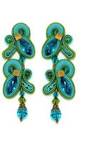 Dori Csengeri Elixir Turquoise Earrings