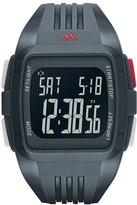 adidas Men's 'Duramo' Quartz Rubber and Silicone Casual Watch, Color: (Model: ADP3279)