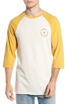 Billabong Men's Black Sol Graphic T-Shirt