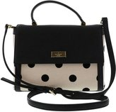 Kate Spade Bixby Place Fabric Brynlee Convertible Shoulder Bag Satchel