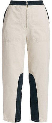 Rachel Comey Birch Cropped Pants