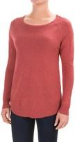 Lilla P Raglan Swing Sweater - Cotton-Modal (For Women)