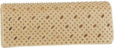 J. Furmani Women's 61054 Studded Flap Clutch
