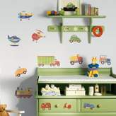 Bed Bath & Beyond RoomMates Peel and Stick Wall Decals in Transportation