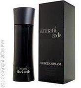 Giorgio Armani Code Eau de Toilette Spray for Men, 4.2 Fluid Ounce