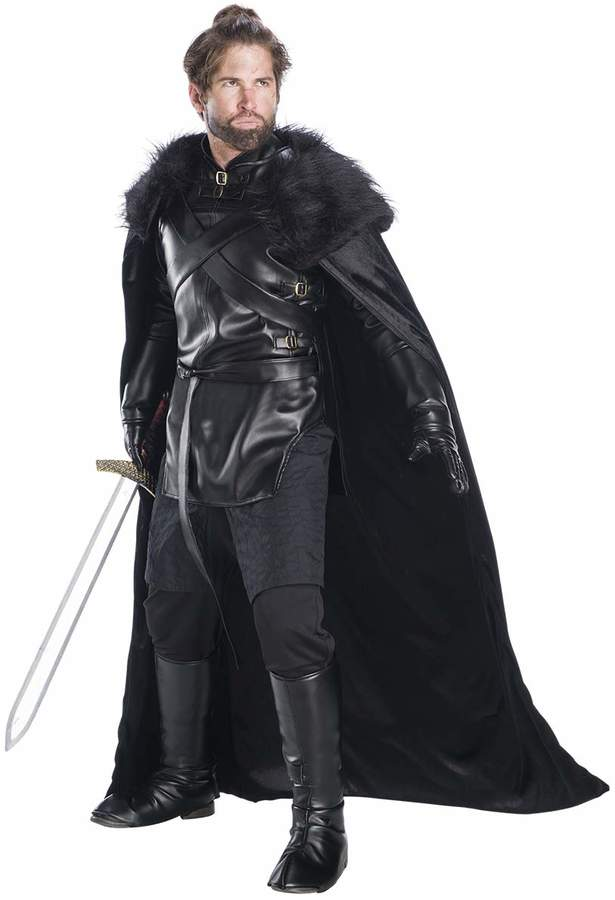 Dragon Optical Charades Men's Knight Adult Costume