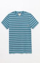Vans Strikemont Striped Pocket T-Shirt