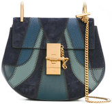 Chloé 'Drew' shoulder bag - women - Calf Suede - One Size
