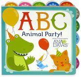 """ABC Party Animals"" Board Book by Ana Davis"