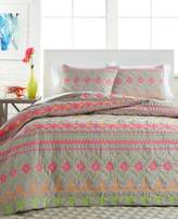 Peking Marion Neon Quilt Collection