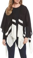 Lauren Ralph Lauren Zara Striped Ruana