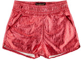 Finger In The Nose Sale - Holiday Metallic Shorts
