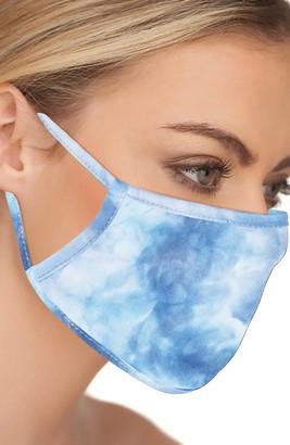 LOVE CHANGES 5-Pack Adult Tie Dye Face Masks