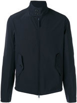 Aspesi zip up biker jacket - men - Polyamide/Spandex/Elastane - M