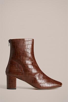 Witchery Fenella Textured Boot