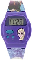 Disney Girl's Frozen FNFKD16034S Plastic Quartz Fashion Watch